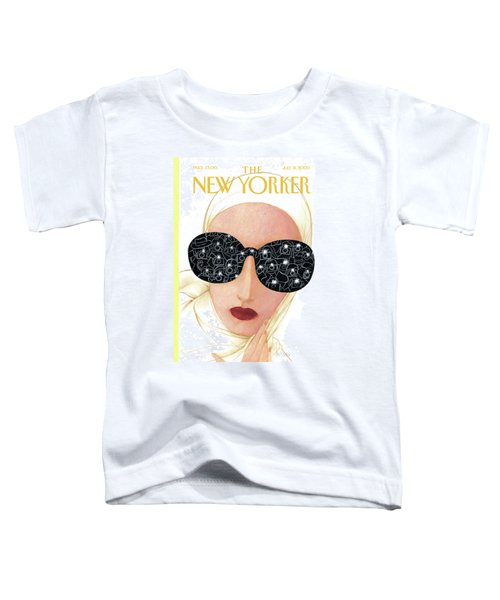 A Star Is Born Toddler T-Shirt