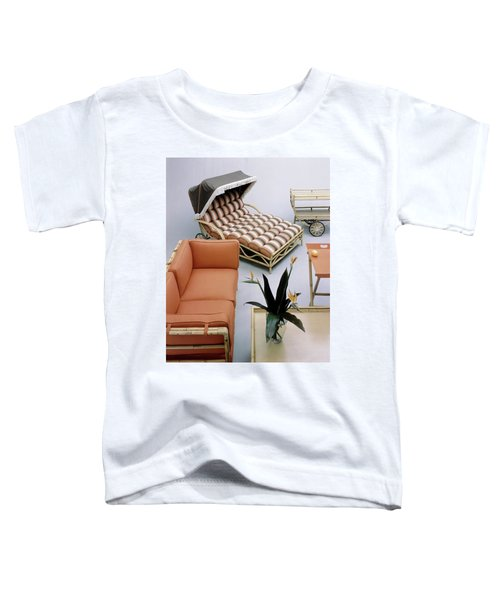 A Studio Shot Of Furniture Toddler T-Shirt