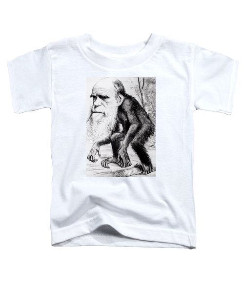 A Venerable Orang Outang Toddler T-Shirt by English School
