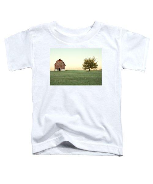 A Wisconsin Postcard Toddler T-Shirt