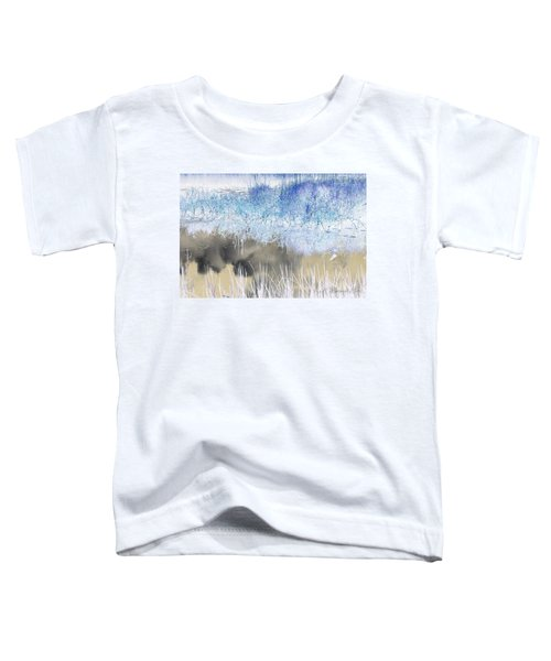 Abstract Marsh  Toddler T-Shirt