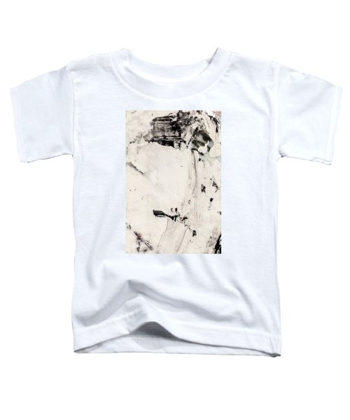 Abstract Original Painting Number Four Toddler T-Shirt