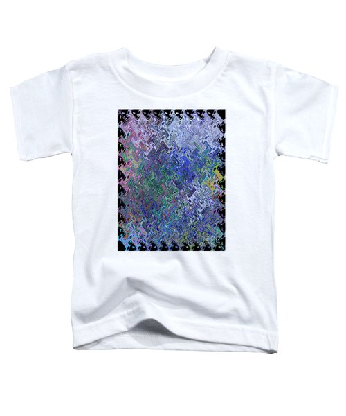 Abstract Reflections Toddler T-Shirt