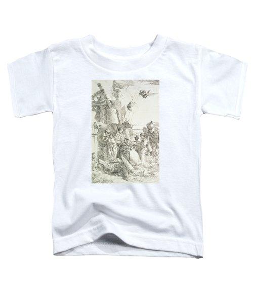 Adoration Of The Magi Toddler T-Shirt