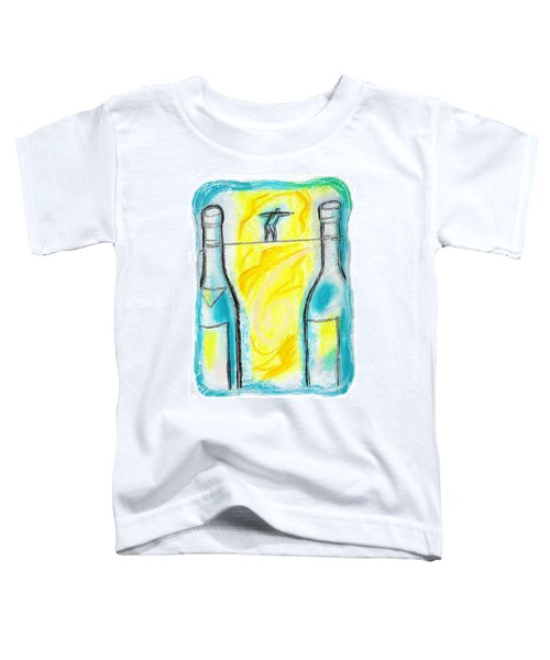 Alcoholism Toddler T-Shirt