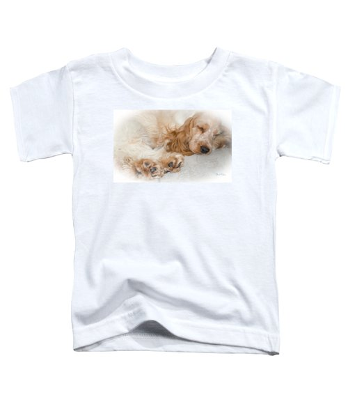 All Feet And Ears Toddler T-Shirt