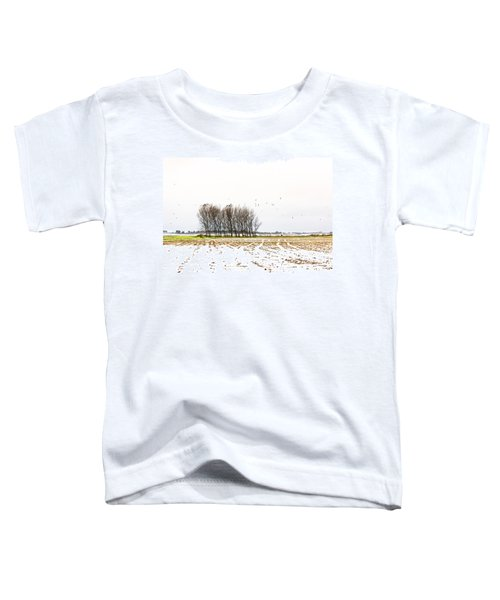 Almost Winter Toddler T-Shirt