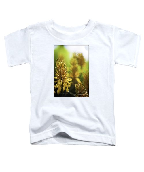 Aloe 'kujo' Plant Toddler T-Shirt