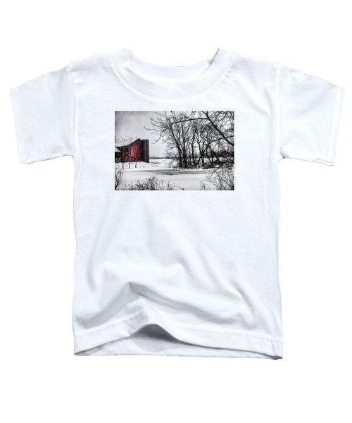 Alpine Barn Michigan Toddler T-Shirt