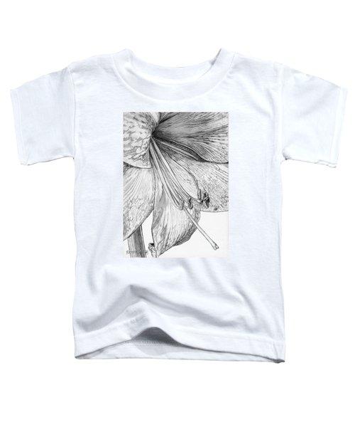 Amaryllis Toddler T-Shirt