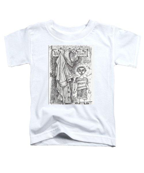 An Apartment Goblin Toddler T-Shirt