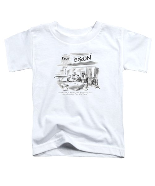 And From Now Toddler T-Shirt