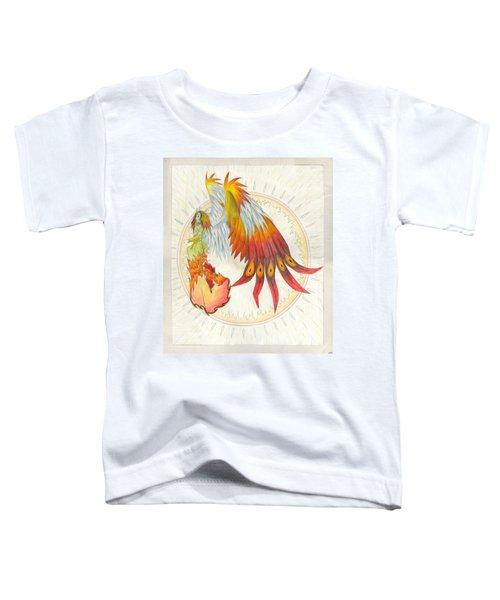 Angel Phoenix Toddler T-Shirt