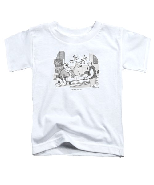 Another Round? Toddler T-Shirt
