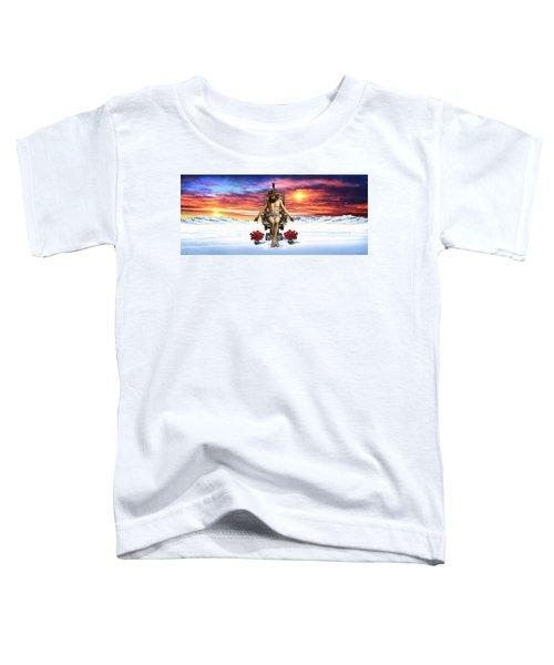 Antarctica Toddler T-Shirt
