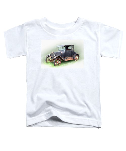 Antique Car Toddler T-Shirt