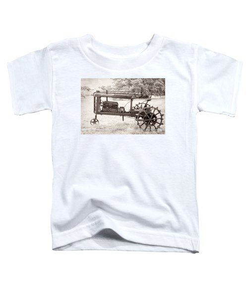 Antique Tractor Toddler T-Shirt