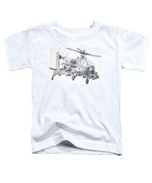 Apache Toddler T-Shirt