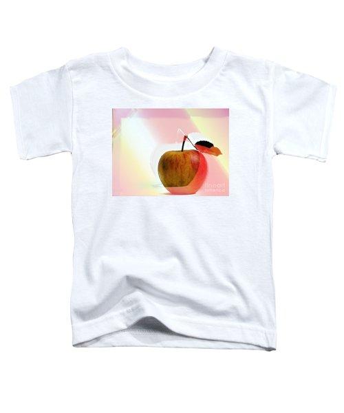 Apple Peel Toddler T-Shirt