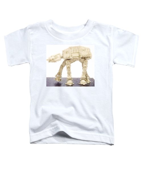 At-at All Terrain Armored Transport Toddler T-Shirt