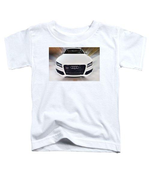 Audi  R S 7 Quattro 2014 Toddler T-Shirt