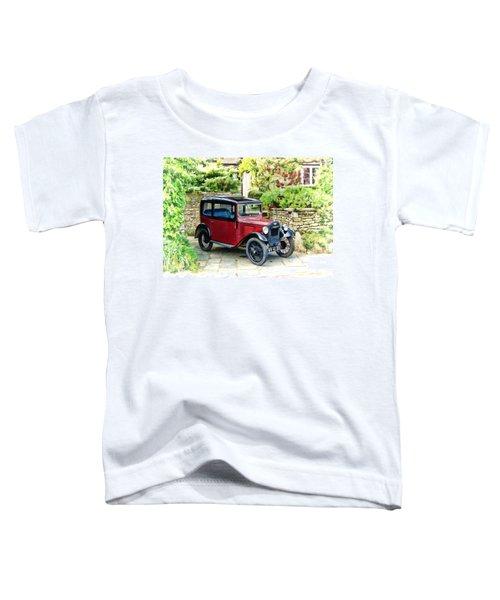 Austin Seven Toddler T-Shirt
