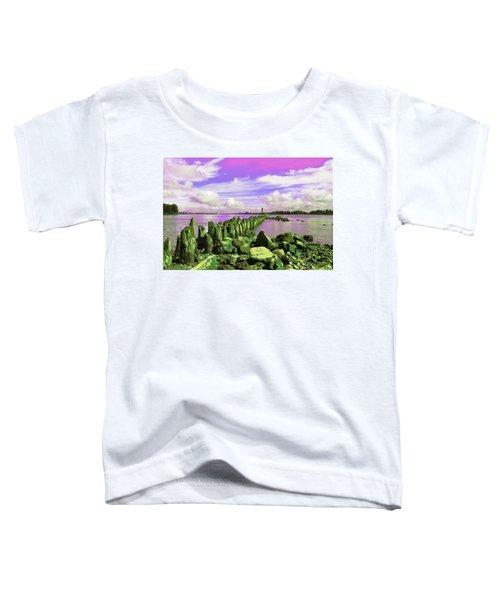 Avian Outpost Toddler T-Shirt