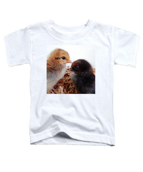 Baby Chicks Toddler T-Shirt