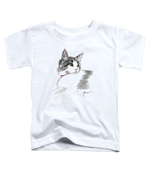 Baby Kitten Toddler T-Shirt