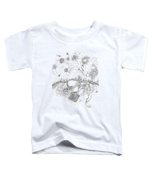 Bacteriophage Ballet Toddler T-Shirt