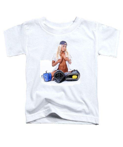 Ball Girl Toddler T-Shirt