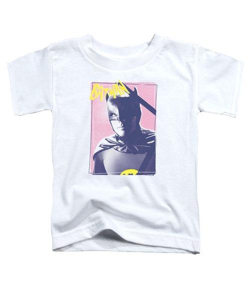 Batman Classic Tv - Wayne 80's Toddler T-Shirt