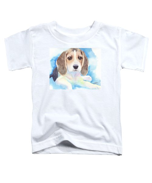 Beagle Baby Toddler T-Shirt