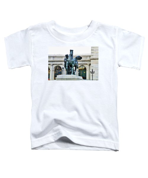 Beautiful Pegsus Toddler T-Shirt