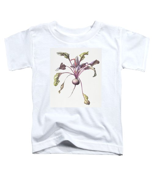 Beetroot Toddler T-Shirt