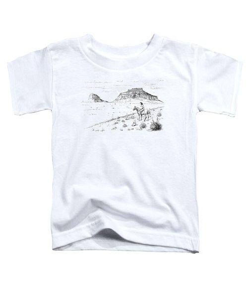 Open Prairie Overlook Toddler T-Shirt