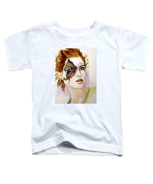 Behind The Mask Toddler T-Shirt