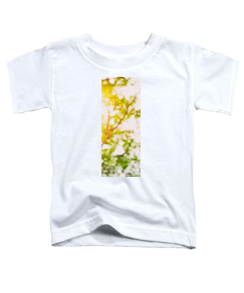 Beneath A Tree  14 5194  Diptych  Set 2 Of 2 Toddler T-Shirt