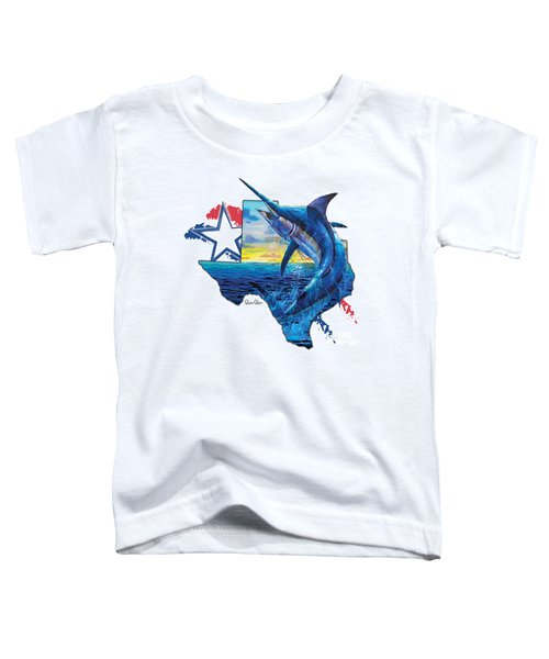 Bigger In Texas Toddler T-Shirt