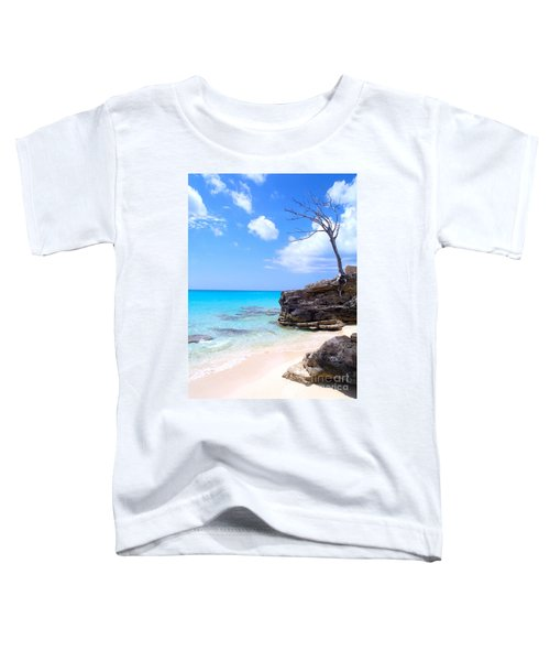 Bimini Beach Toddler T-Shirt