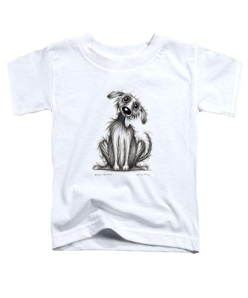 Bingo The Dog Toddler T-Shirt