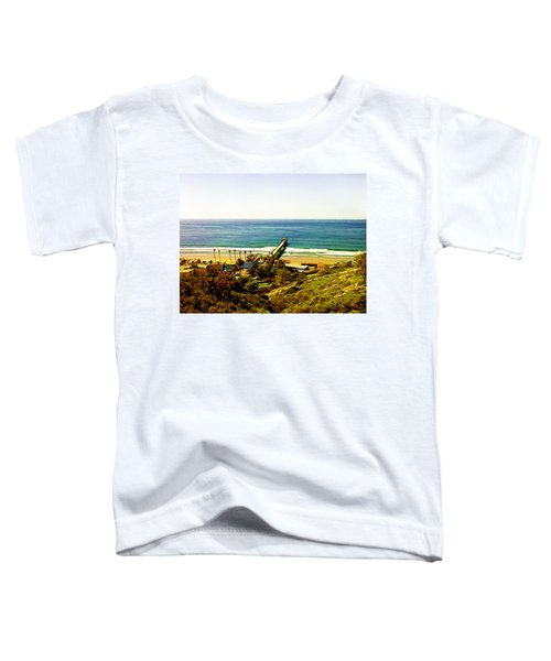 Birch Aquarium At La Jolla Toddler T-Shirt