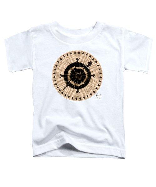 Black Shell Toddler T-Shirt