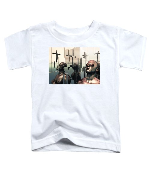 Blind Reflections Toddler T-Shirt
