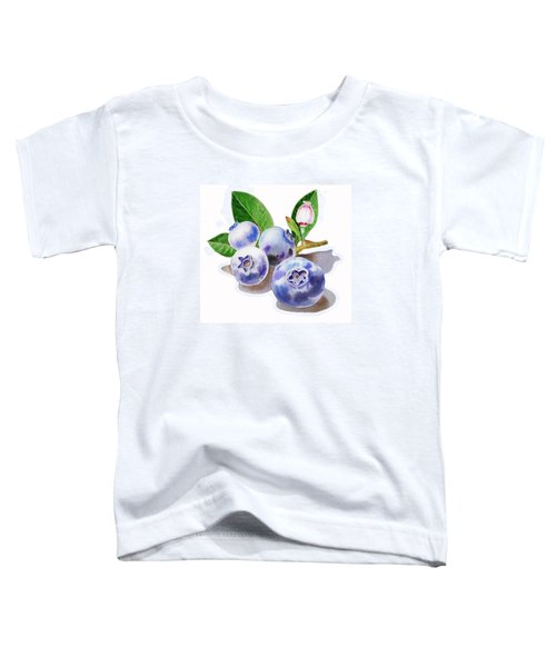 Artz Vitamins The Blueberries Toddler T-Shirt