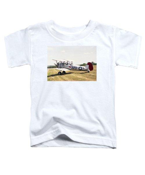 Boeing Stearman Toddler T-Shirt