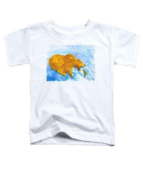 Bon Appetit Toddler T-Shirt