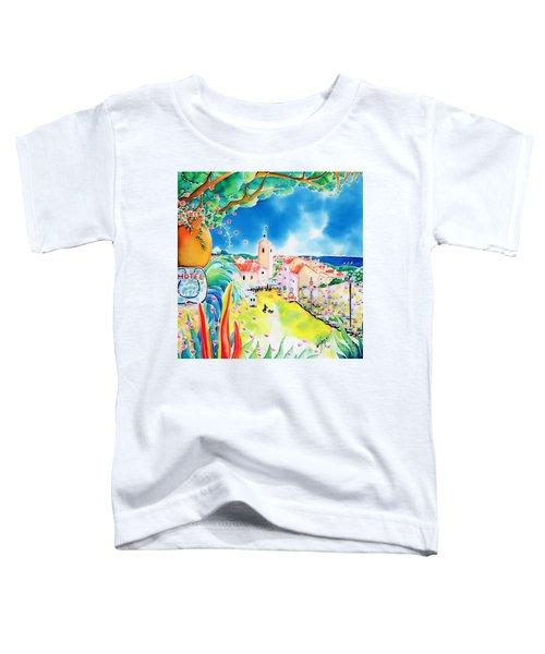 Bon Dimanche Toddler T-Shirt