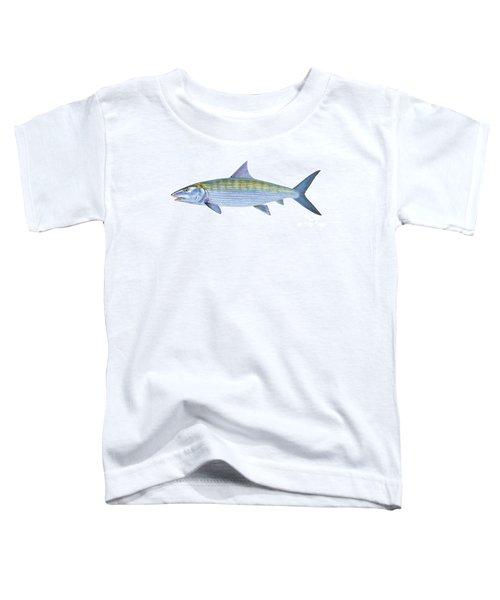Bonefish Toddler T-Shirt