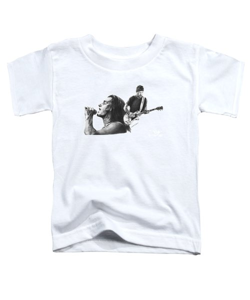 Bono And The Edge Toddler T-Shirt